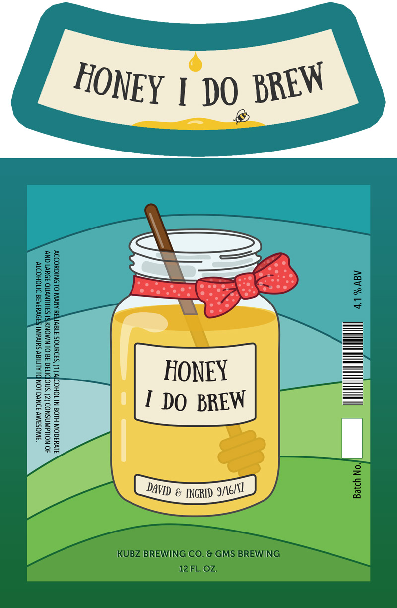Honey I do label